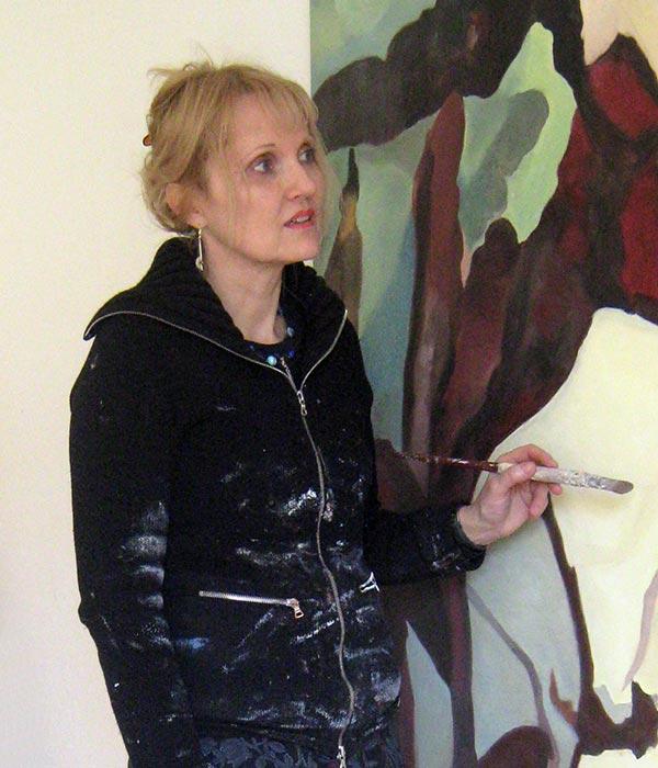Sabine Levinger – Malerin bei München